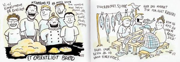 Brot-und-Fisch