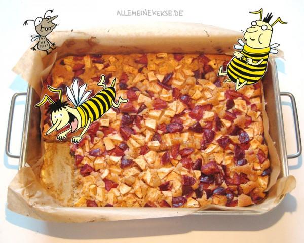 wespen-kuchen