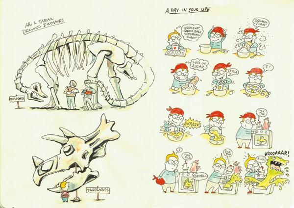v-dinosaurus